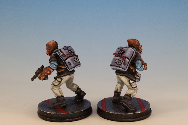 Imperial Assault Rebel Saboteur, Mon Calamari Conversion (rear)