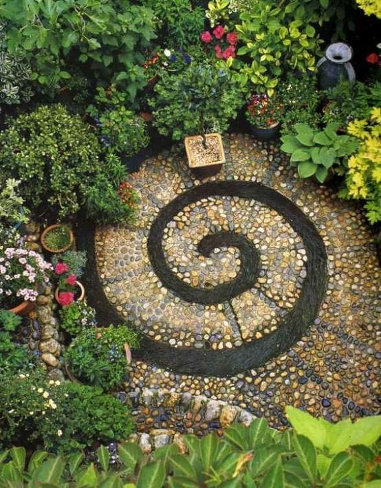 Fotos De Jardines Y Plantas Espectaculares Jardn Terrazas
