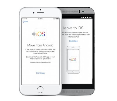 Apple Launches Move to iOS
