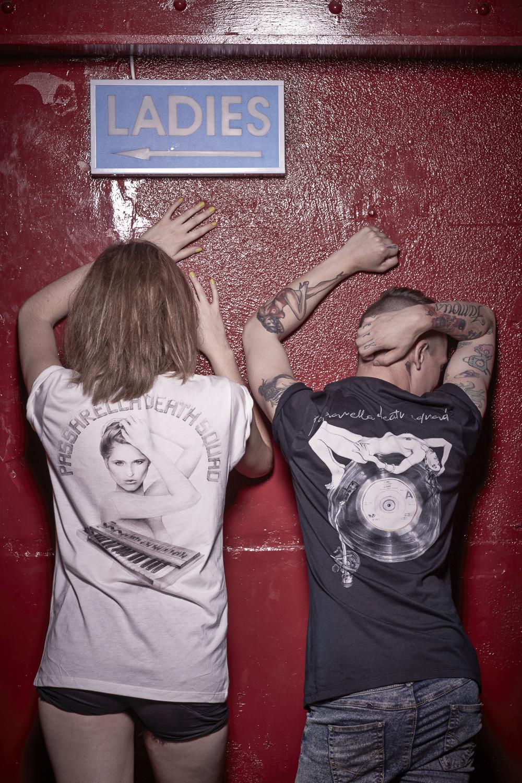 Passarella Death Squad x KOKO T-Shirts