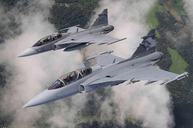 SAAB GRIPEN COLOMBIA