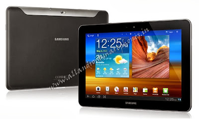 Samsung Galaxy Tab 3 10.1 P5220 Android GSM Tablet Black Front Back Image & Photo Review
