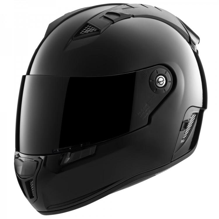 LS2 FF352 Rookie Helmet Black