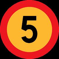 Keajaiban Angka 5 (lima)