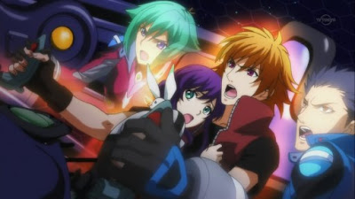 aquarion evol review