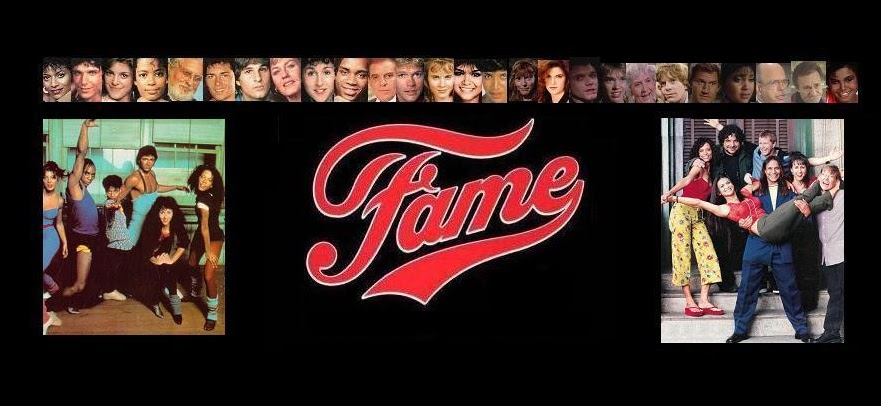 Fame Series 3 Into The Fame tv Series