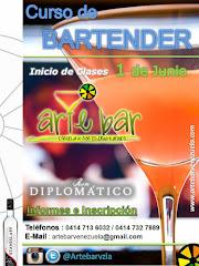 Curso de Bartender Profesional - 1 de Junio