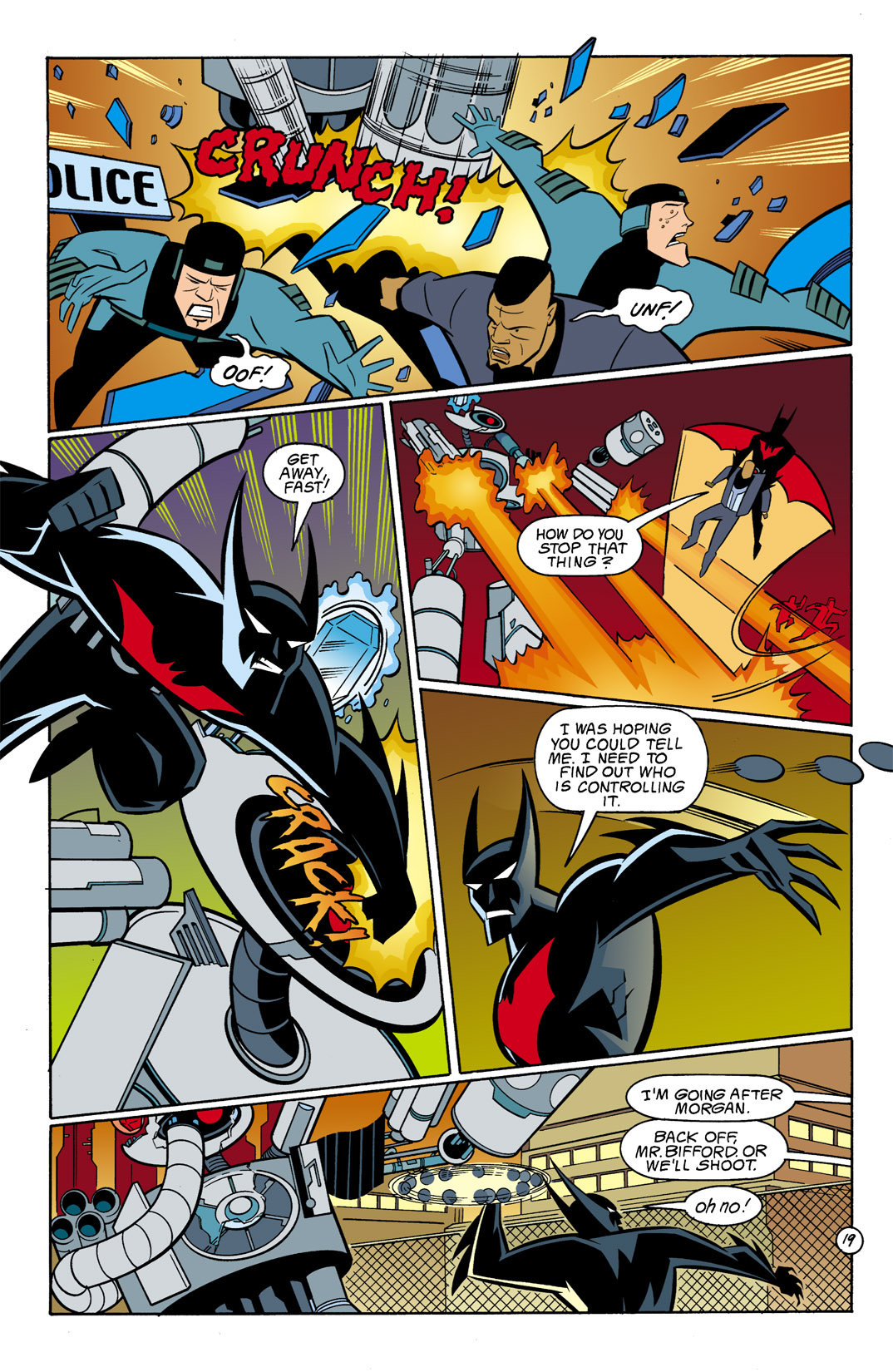 Batman Beyond [II] Issue #10 #10 - English 20