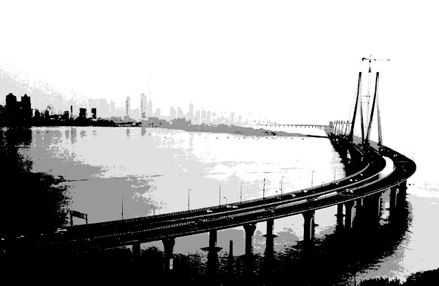 sea-link silhouette
