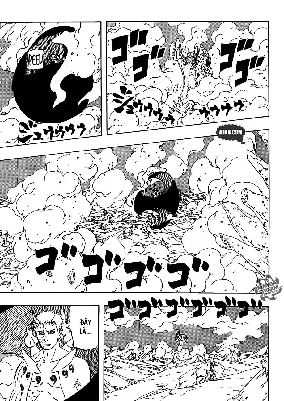 Naruto chap 644 Trang 10