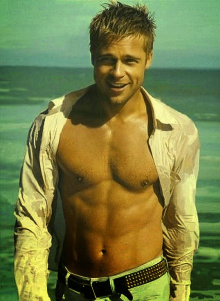 Workouts Brad Pitt