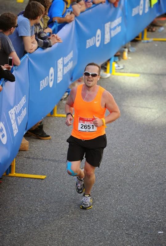 Vancouver Marathon 2013