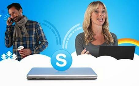 مواعدة الانترنت سكايب - سكاى بى - online dating skype