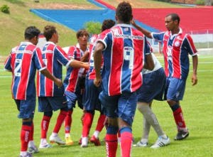Bahia vence a Catuense pelo Copa Governador do Estado
