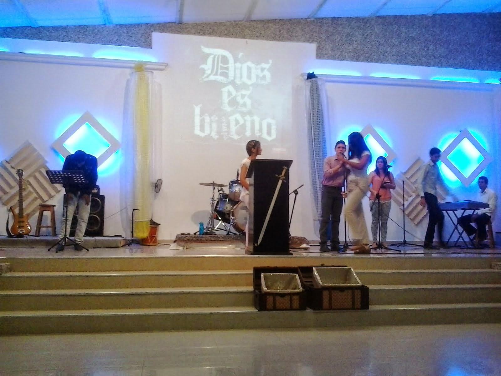 Adoración en Colombia