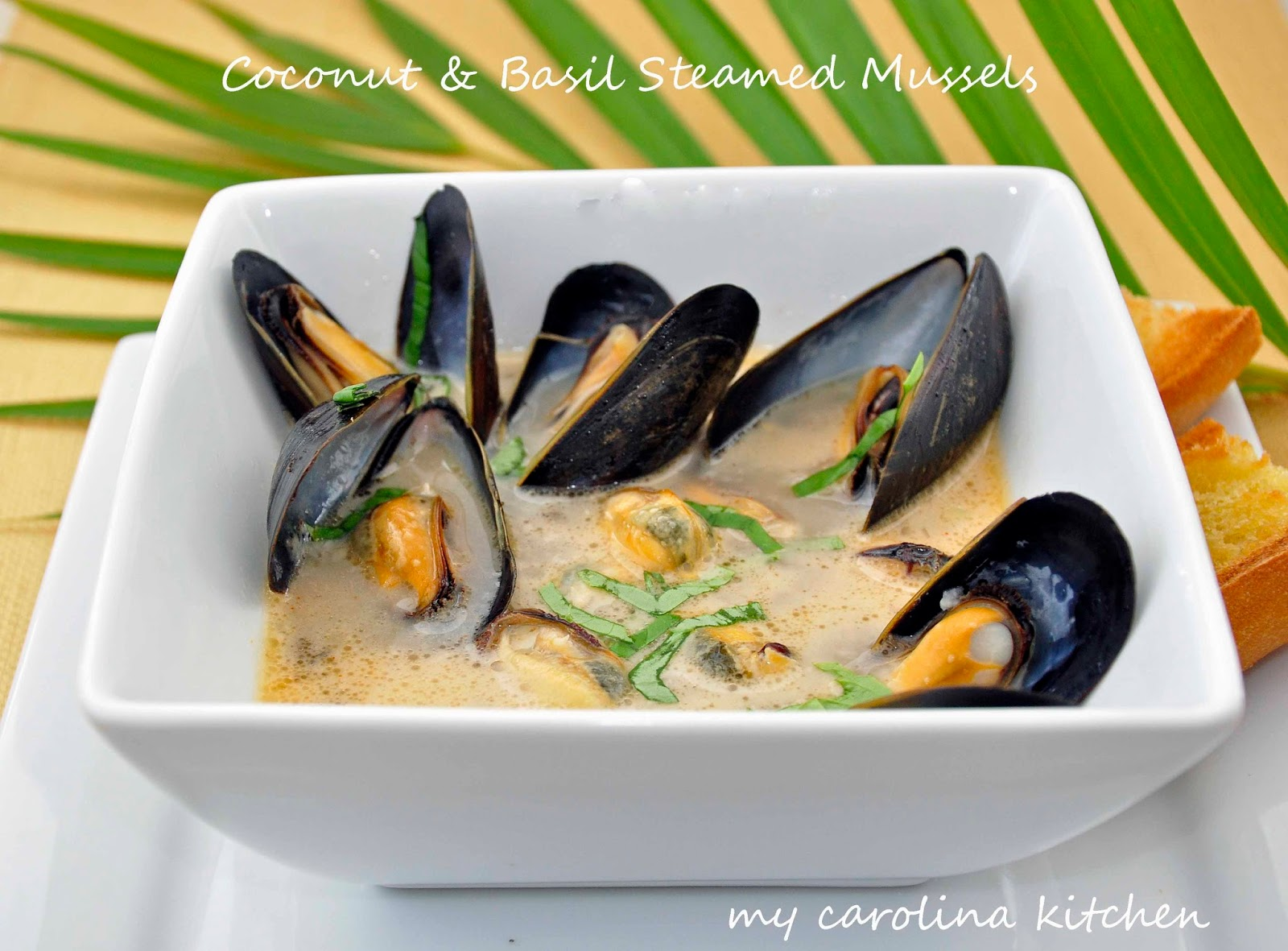 curry mango curry truffles grilled mussels with mango curry sauce ...
