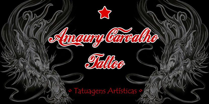 Amaury Carvalho Tattoo