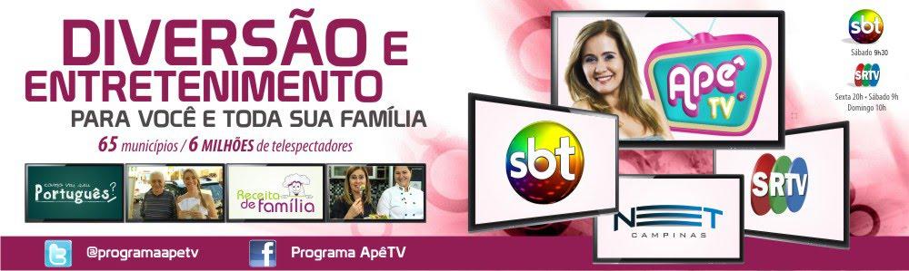 ApêTV - http://www.apetv.com.br