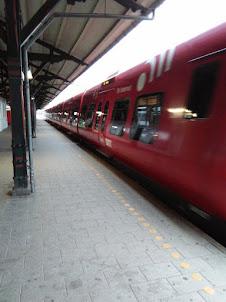 Copenhagen Metro train