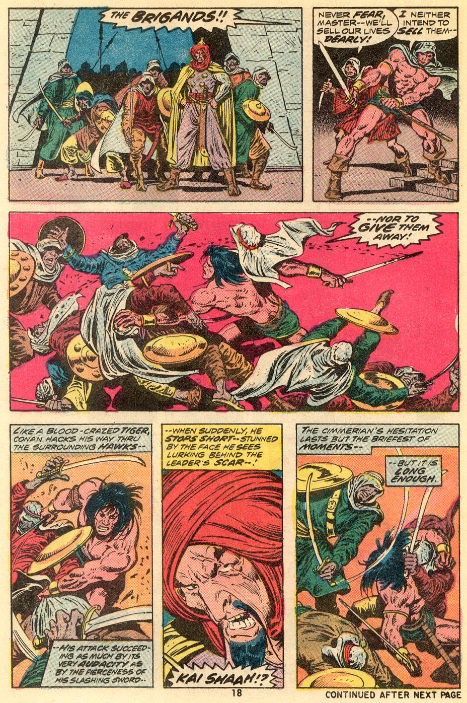 Conan the Barbarian (1970) Issue #35 #47 - English 12