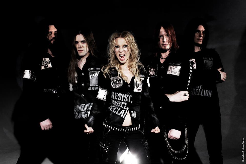 Arch enemy en lima precio de entradas dargedik rock metal webzine - Arch enemy diva satanica ...