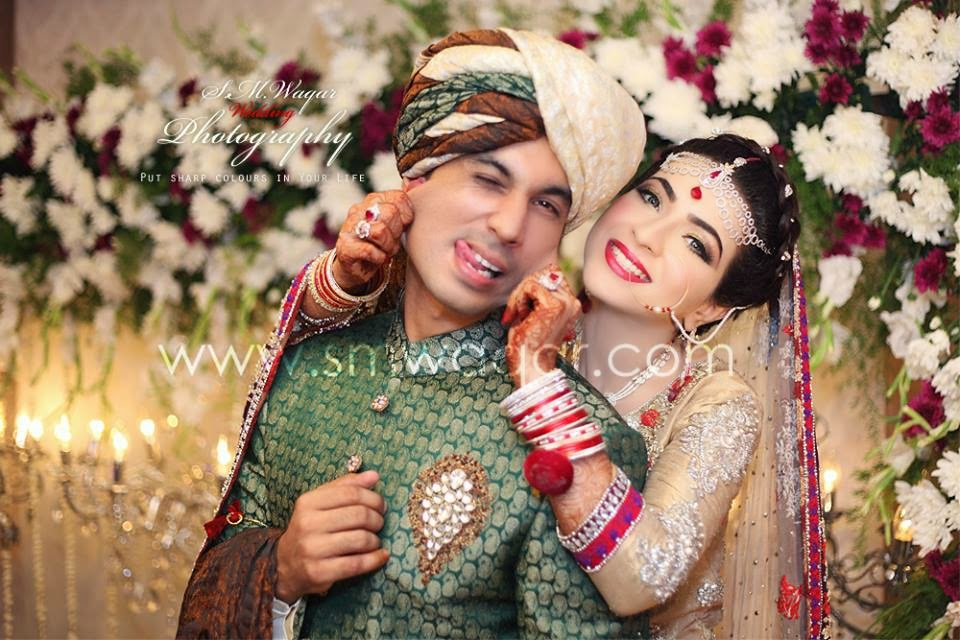 Dua and sohail wedding