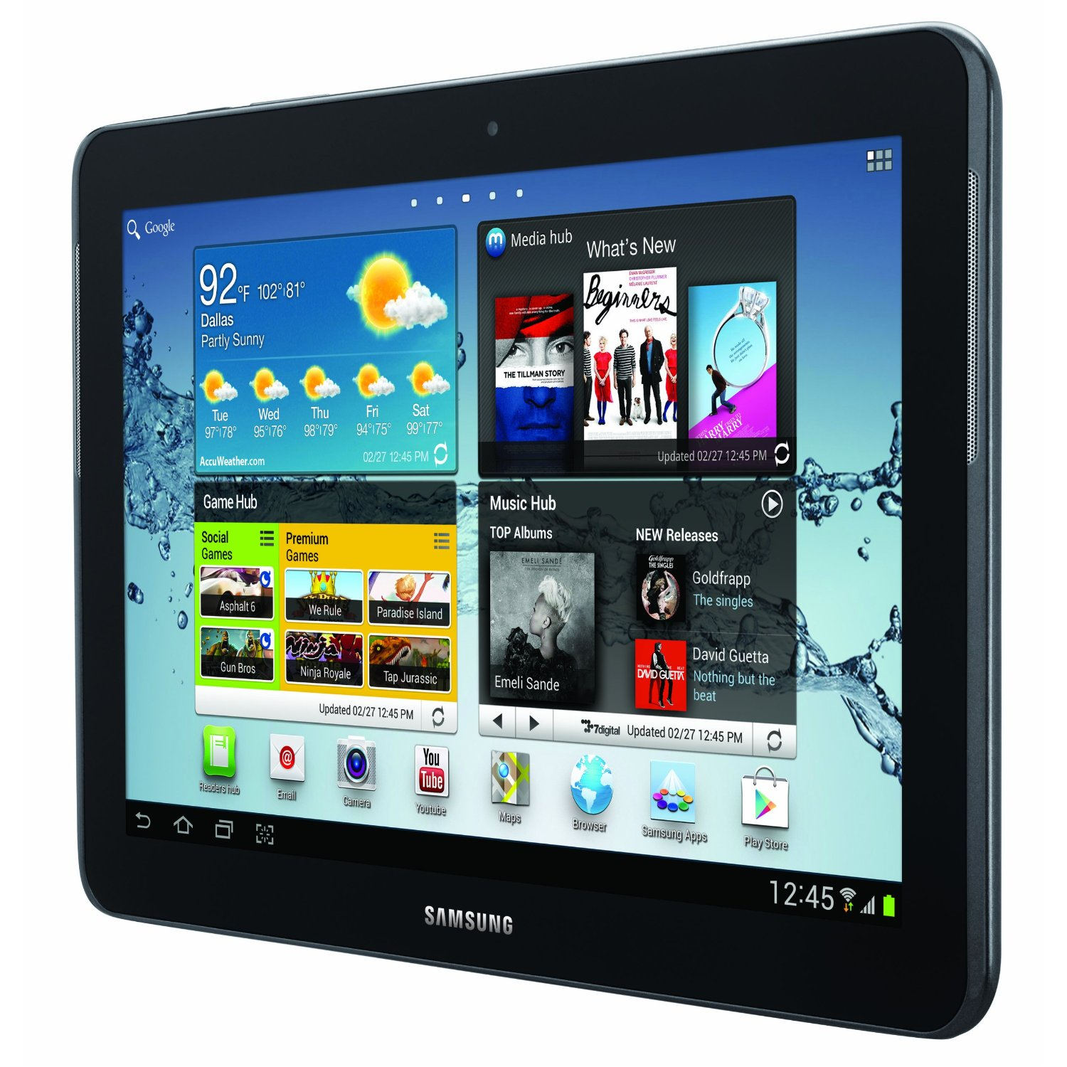Review samsung galaxy tab 2 for Samsung galaxy 4 tablet