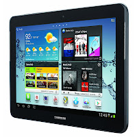 Samsung Galaxy Tab 2 front view