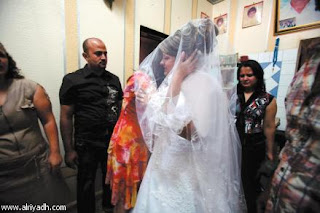 العروس التى ابكت الجميع (قصة واقعية)   219695