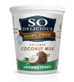 So Delicious Coconut Yogurt - Kim's Welcoming Kitchen