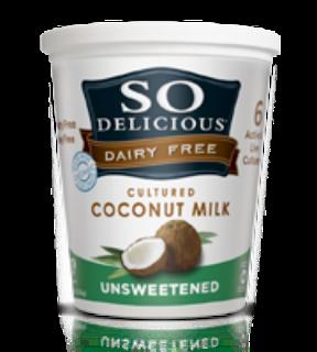So Delicious Coconut Yogurt - Kim's Welcoming Kitchen