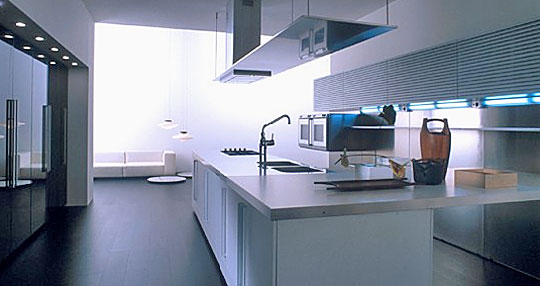 Blue Line Kitchens S3 Kitchen Line From Siematic Materials And