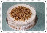 tofee caramel cheese kek