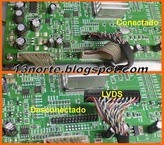 Cable LVDS