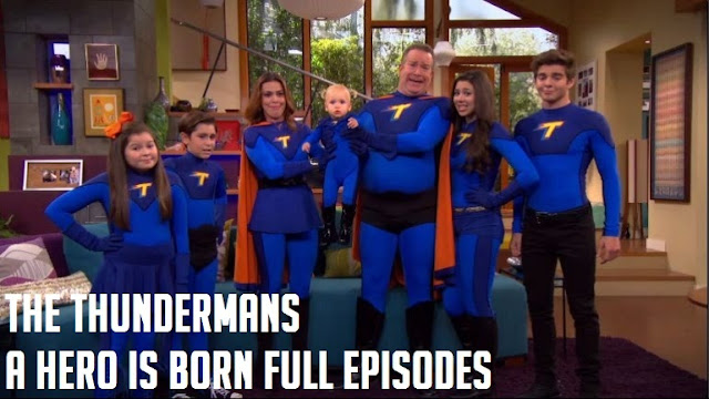 The Thundermans - A Hero Is Born