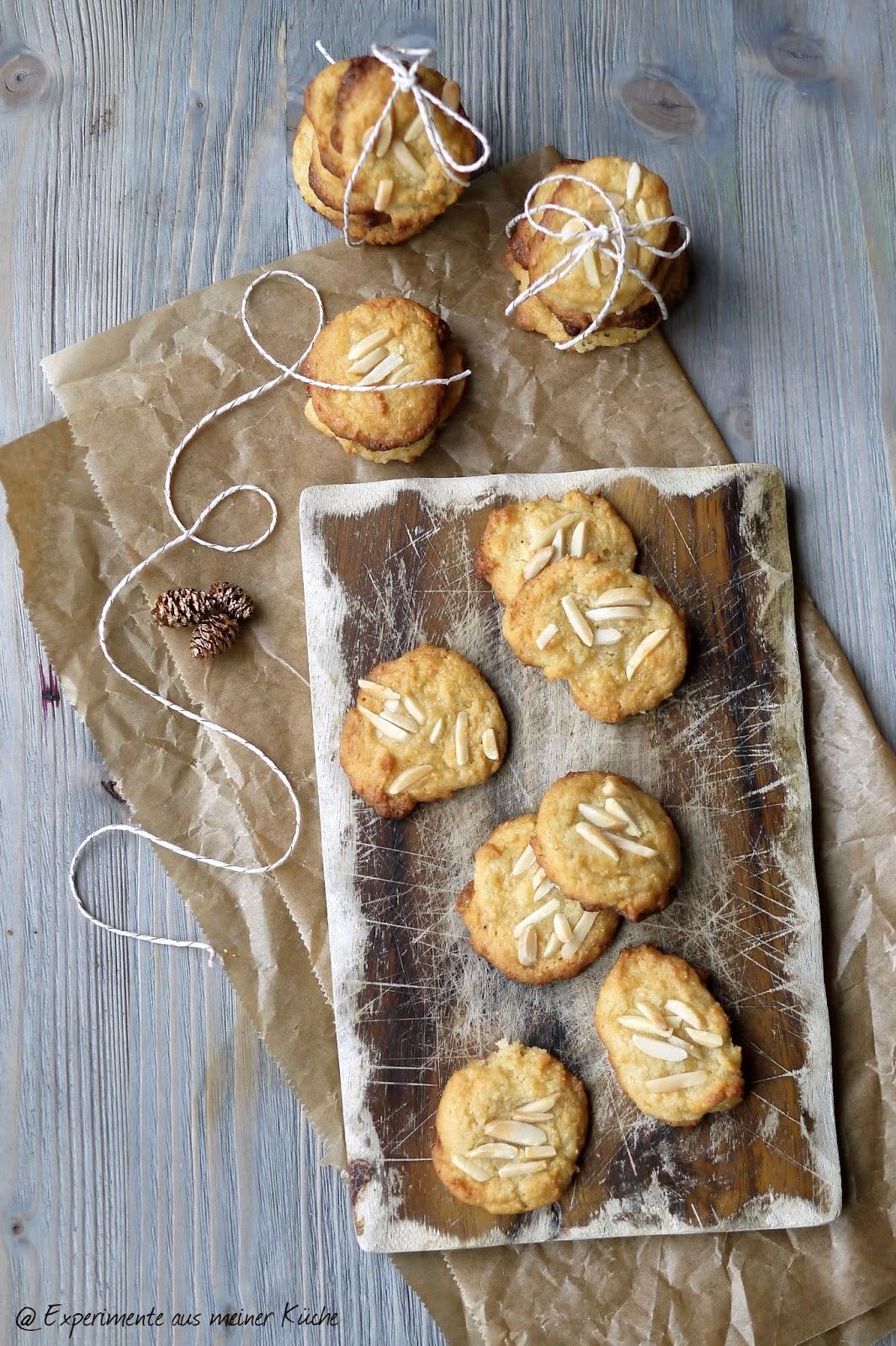 Experimente aus meiner Küche: Marzipanis