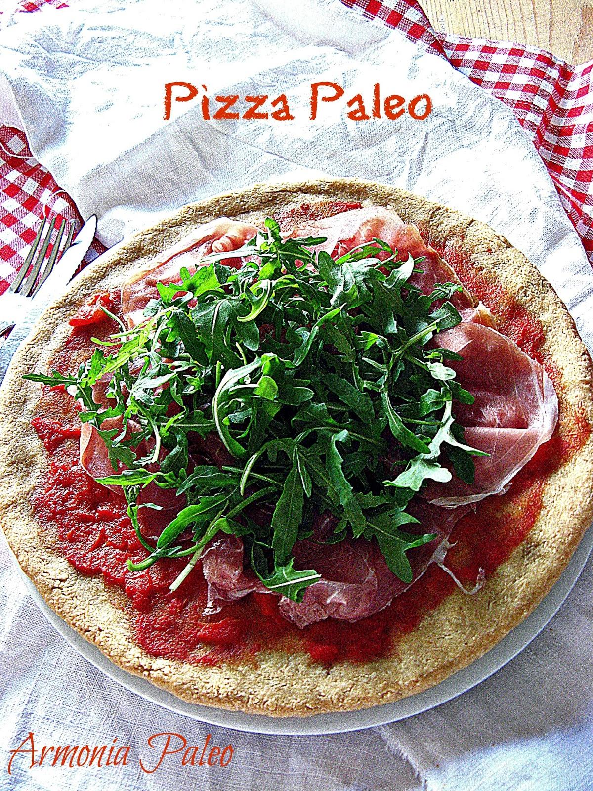 pizza paleo