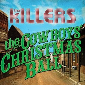 The Killers - The Cowboys Christmas Ball Lyrics