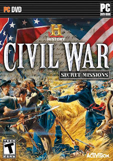 Download Game History Channel Civil War Secret Missions