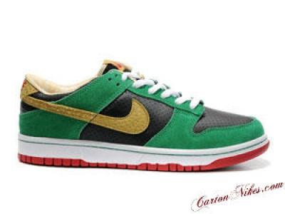 hot sale online c2346 4ecc1 Heineken Nike Dunks