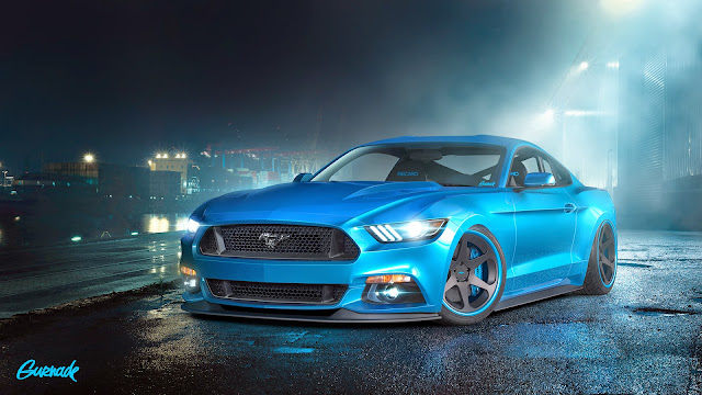 Ford Mustang GT by Gurnade
