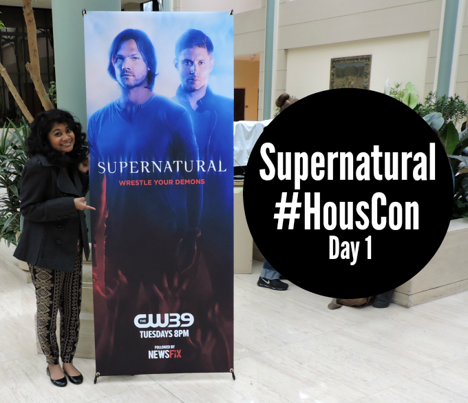 supernatural con in houston, texas