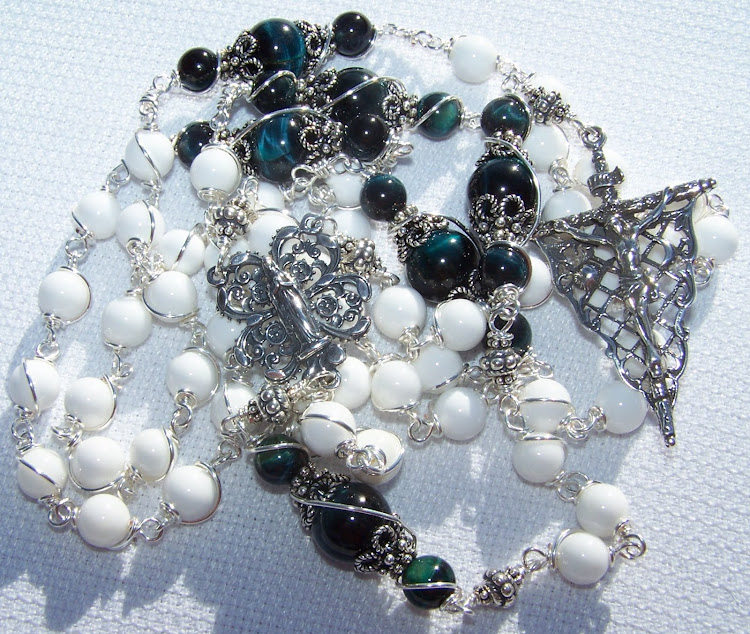 No. 33.  (SOLD) Newly Listed! Rosary Of Our Lady Of Fatima