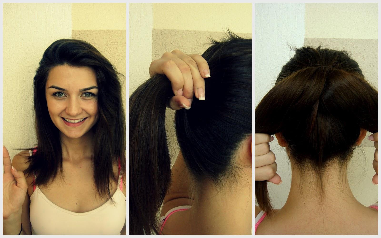 How to: Fishtail Braid for Medium Length Hair