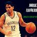 Jorge Gutiérrez en su mejor partido de carrera NBA, 15 puntos y 11 asistencias ante los Knicks