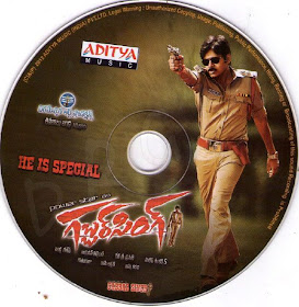 download gabbar singh telugu songs