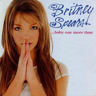 Aquellos maravillosos años - Página 2 BRITNEY+SPEARS+-+Baby+one+more+time+front
