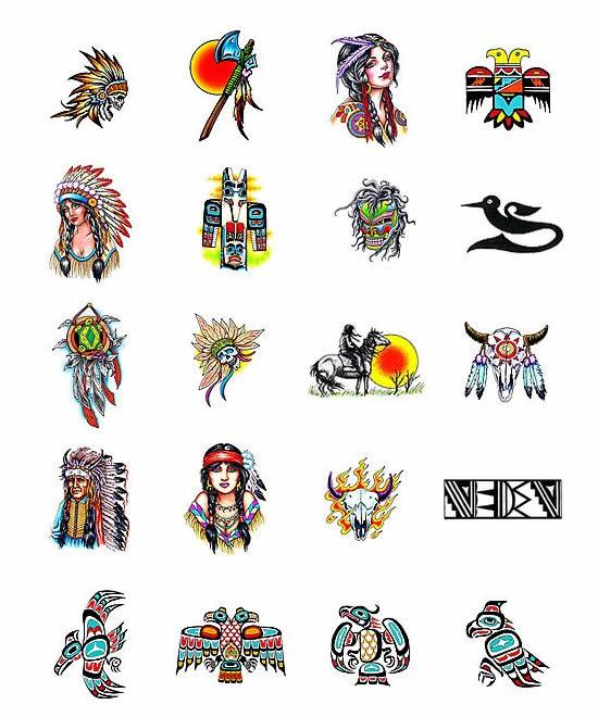 Important Native American Symbols