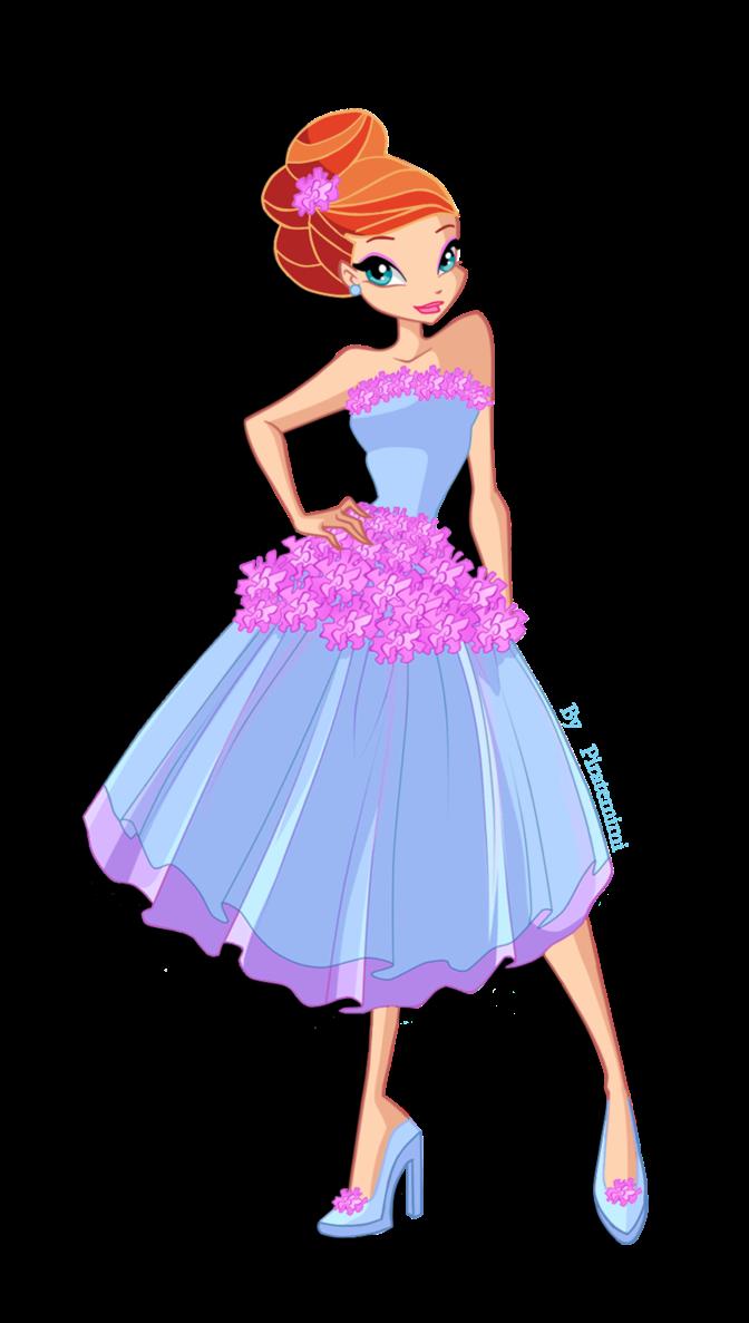 Winx club season 5 flower princess characters that are my favorite pinterest winx club - Princesse winx ...