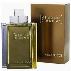 Memoire D'homme Nina Ricci for men